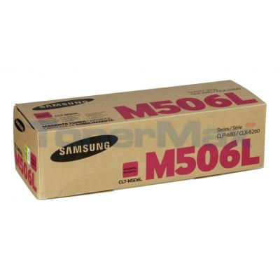 SAMSUNG CLP-680ND TONER CARTRIDGE MAGENTA